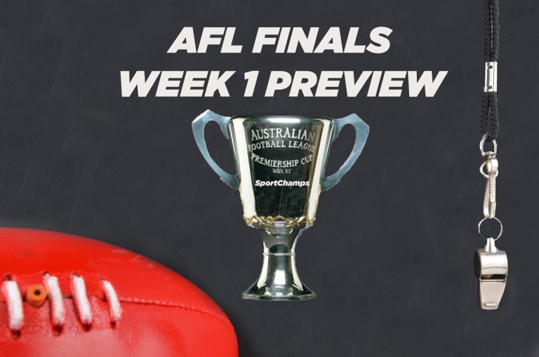 AFL Finals preview - Week One