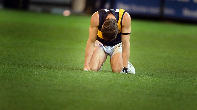 Richmond call in local Faith Healer to break Geelong hoodoo.