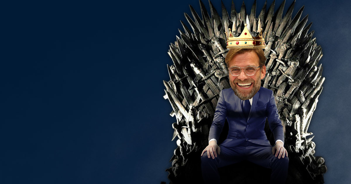 "EPL Week 24 - Klopp: ""bend the knee, Guardiola"""