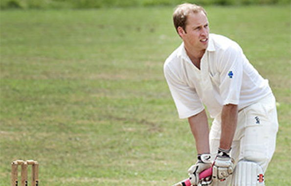 Royal Shock: Prince William to Replace Moeen Ali.