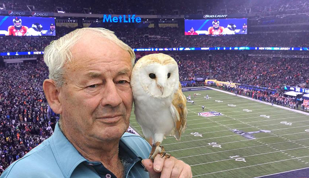 Bird Lover Shocked as Hashtag #SuperbOwl Sees Unprecedented Spike this Week.