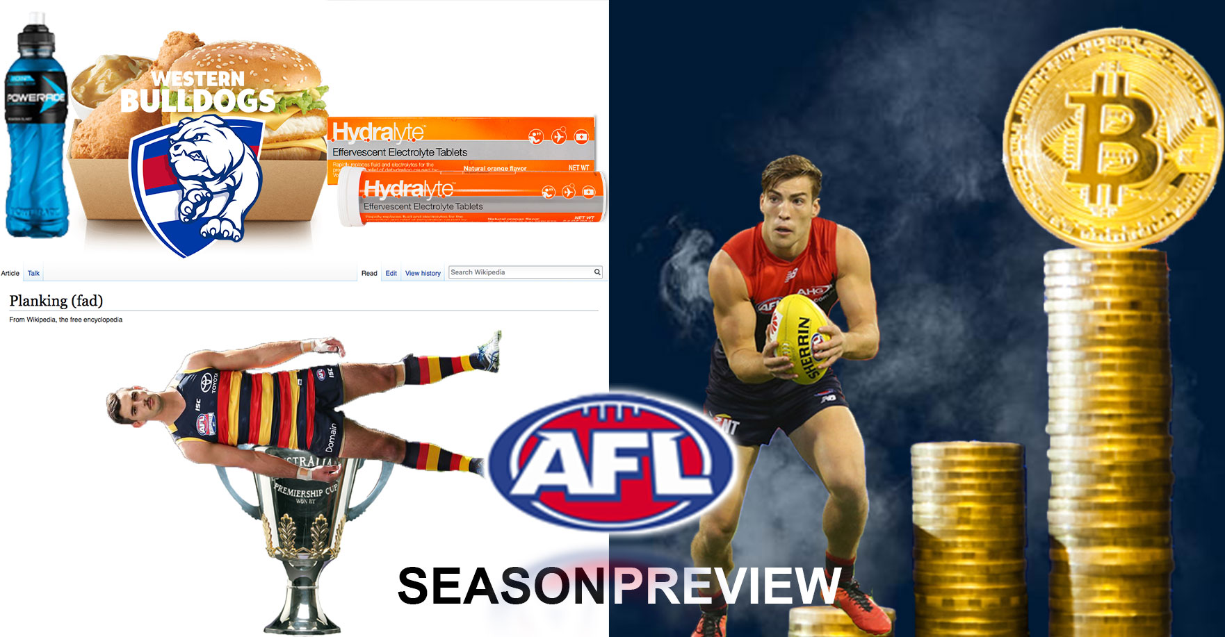 Your Guide to AFL Season 2018 - Every Team's Chances Previewed