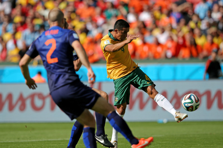 Five World Cup Moments of the Last 25 Years – Tim Cahill, 2006 – 2018