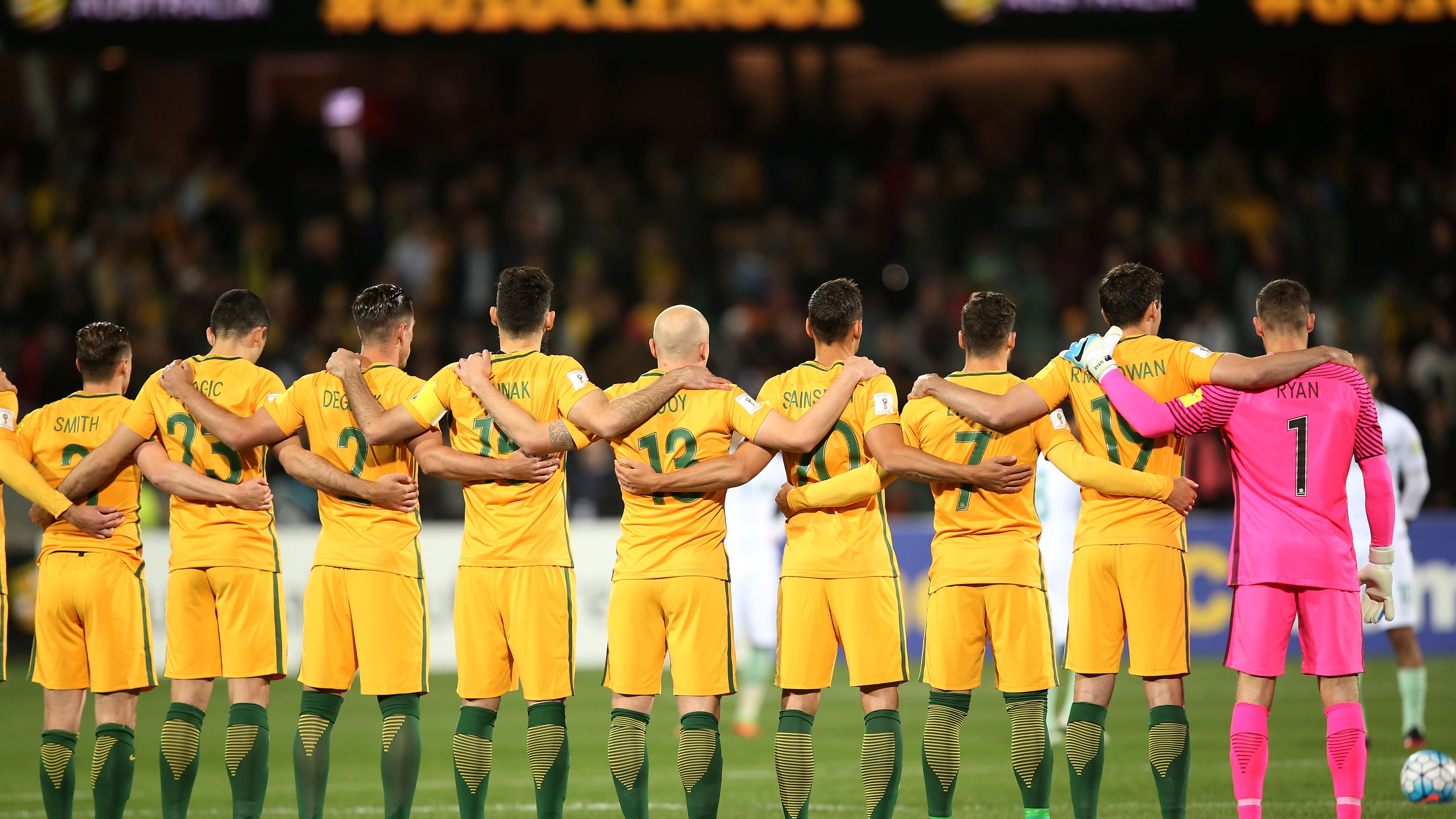 Wondering where you can watch the Caltex Socceroos in the World Cup?