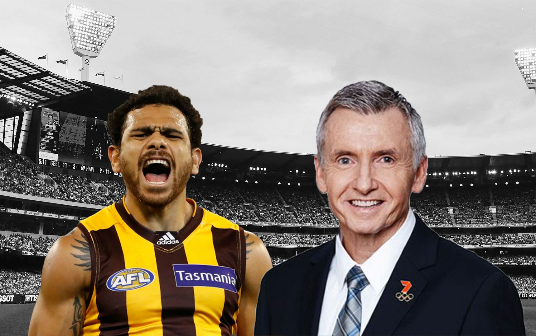Bruce McAvaney Calls Time on AFL Commentary Career
