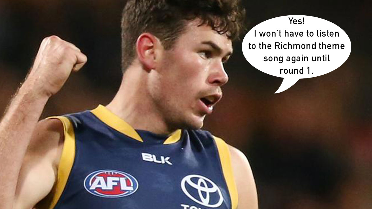 AFL Trades - What Players Say and What They Really Mean